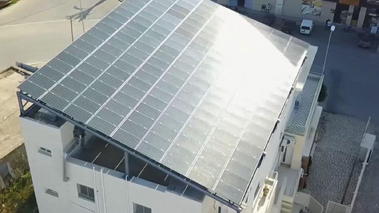 énergie solaire Tunisie