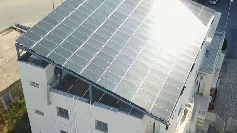 énergie solaire Kebili